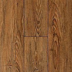 1.3mm Apple Cider Hickory Luxury Vinyl Plank Flooring