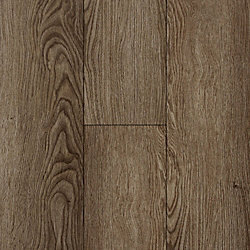 1.3mm Sparrow Brown Oak Peel and Stick Luxury Vinyl Plank Flooring