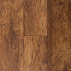 10mm Old Fashioned Hickory Laminate Flooring
