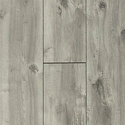12mm Boylan Gray 72 Hour Water-Resistant Laminate Flooring