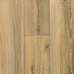 8mm Blonde Oak 72 Hour Water-Resistant Laminate Flooring