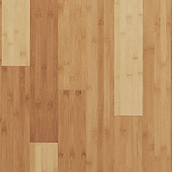 Carbonized Smooth Solid Bamboo Flooring - 15 Year Warranty