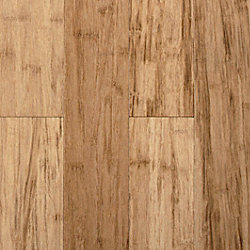 Carbonized Strand Smooth Solid Bamboo Flooring