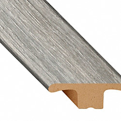 Manchester Oak Laminate 1.75 in wide x 7.5 ft Length T-Molding