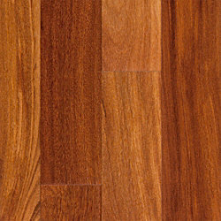3/4 x 2-1/4 Red Cumaru Solid Hardwood Flooring