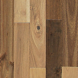 3/4 x 3-1/2 Bar Harbor Acacia Solid Hardwood Flooring