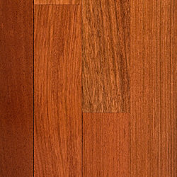 3/4 x 5 Natural Brazilian Cherry Solid Hardwood Flooring