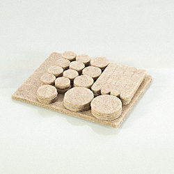 Felt Pads Assortment 37-Pack