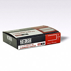 1 18ga. Staples 2500-Count