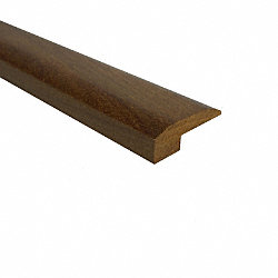 Prefinished Brazilian Walnut Hardwood 5/8 in thick x 2 in wide x 78 in Length Threshold