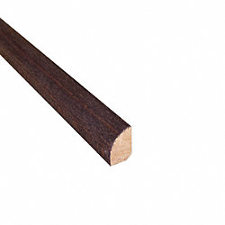 Prefinished Colonial Plank Beech Hardwood 1/2 in thick x .75 in wide x 78 in Length Shoe Molding