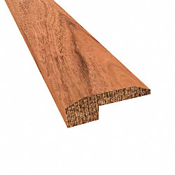Prefinished Curupay Hardwood 5/8 in thick x 2 in wide x 78 in Length Threshold