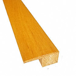 Prefinished Dance Floor Maple Hardwood 1.063 in thick x 2 in wide x 78 in Length Threshold