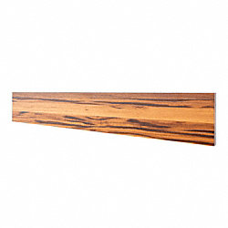 Prefinished Koa 3/4 in thick x 7.25 in wide x 48 in Length Riser