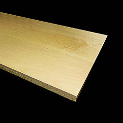 Prefinished Maple 11/32 in thick x 7.5 in wide x 36 in Length Retro Fit Riser