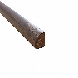 Prefinished Summer Harvest Hardwood 1/2 in thick x .75 in wide x 78 in Length Shoe Molding