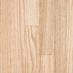 3/4 x 2 1/4 Red Oak Select Unfinished Solid Hardwood Flooring