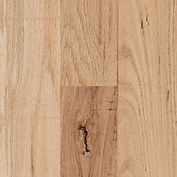 3/4 x 3 1/4 Utility Oak Unfinished Solid Hardwood Flooring