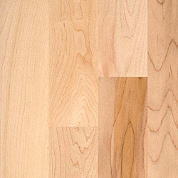 3/4 x 3-1/4 Maple Unfinished Solid Hardwood Flooring