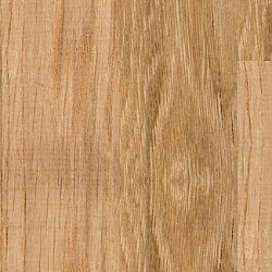 3/4 x 3-1/4 Natural White Oak Unfinished Solid Hardwood Flooring