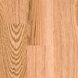 3/4 x 5 Select Red Oak Unfinished Solid Hardwood Flooring
