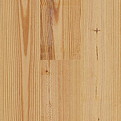 3/4 x 5-1/8 Select Heart Pine Unfinished Solid Hardwood Flooring