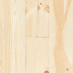 3/4 x 6-7/8 New England Edge and Center Bead White Pine Unfinished Solid Pattern Board
