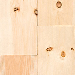 3/4 x 8-7/8 x 8 New England White Pine Unfinished Solid Pattern Board