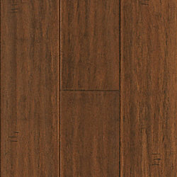 Bismark Strand Distressed Wide Plank Engineered Click Bamboo Flooring - 35 Year Warranty
