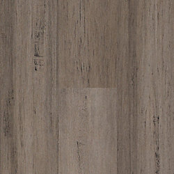 Cordova Strand Distressed Wide Plank Engineered Click Bamboo Flooring - 35 Year Warranty