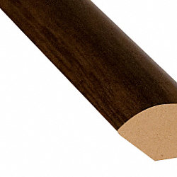 Riverside Hickory Laminate 1.075 in wide x 7.5 ft Length Quarter Round