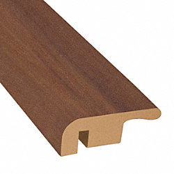 Smoked Cherry Laminate 1.374 in wide x 7.5 ft Length End Cap