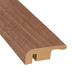 Smokey Mountain Maple Laminate 1.374 in wide x 7.5 ft Length End Cap