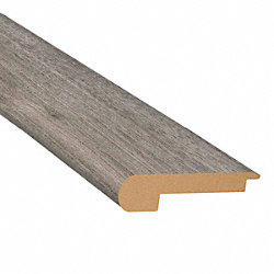Stockholm Silver Oak Laminate 2.3 in wide x 7.5 ft Length Stair Nose