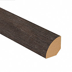 Summer Dusk Cedar Laminate 1.075 in wide x 7.5 ft Length Quarter Round
