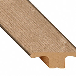 Sunswept Ash Laminate 1.75 in wide x 7.5 ft Length T-Molding