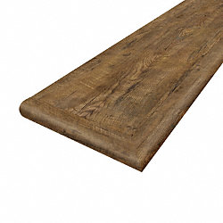 TRQ RF Rustic Reclaimed Oak 47 Tread LH