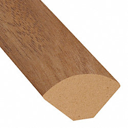 Tobacco Road Acacia Laminate 1.075 in wide x 7.5 ft Length Quarter Round
