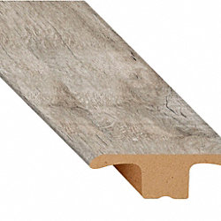 Topsail Oak Laminate 1.75 in wide x 7.5 ft Length T-Molding