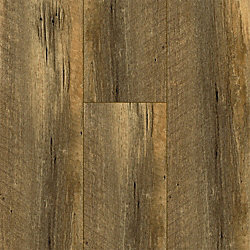 5mm Copper Ridge Oak Luxury Vinyl Plank Flooring - Easy Click Install