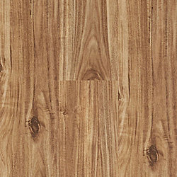 5mm Golden Acacia Luxury Vinyl Plank Waterproof Flooring