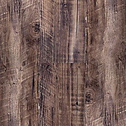 Waterproof Rustic Reclaimed Oak Luxury Vinyl Plank Flooring - 5mm thick
