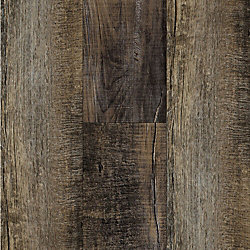 4mm Rail Tie Oak Luxury Vinyl Plank Flooring