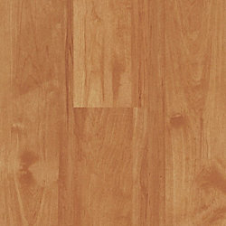 2mm Mount Craig Cherry Luxury Vinyl Plank Flooring - Peel and Stick