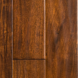 7/16 x 4-3/4 Golden Acacia Easy Click Engineered Hardwood Flooring