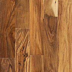 9/16 x 4- 5/8 Tobacco Road Acacia Engineered Hardwood Flooring