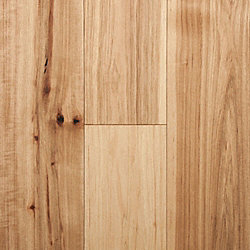 9/16 x 7-1/2 Rustic Hickory Engineered Hardwood Flooring