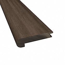 1/2 x 2-3/4 x 78 Brushed Sable Walnut Stair Nose