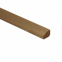 1/2 x 3/4 x 6.5 LFT Maple Shoe Molding