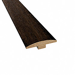 1/4 x 2 x 78 Pioneer Leather Hickory T-Molding